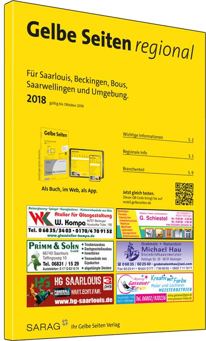 Gelbe Seiten Saarland